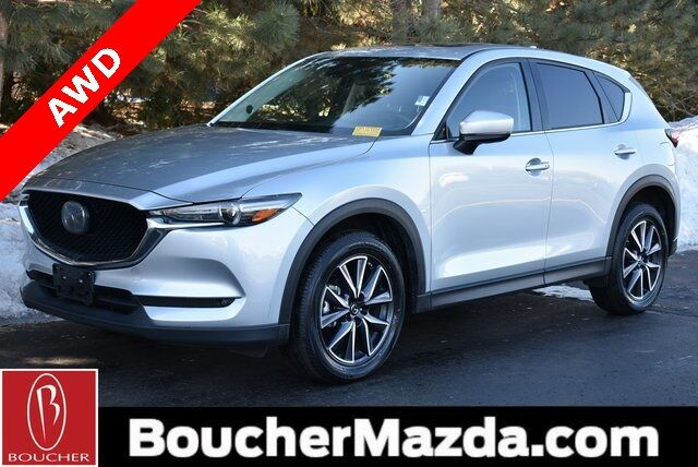 2018 Mazda CX-5 Grand Touring Racine WI