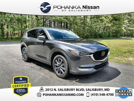 2018_Mazda_CX-5_Grand Touring_ Salisbury MD