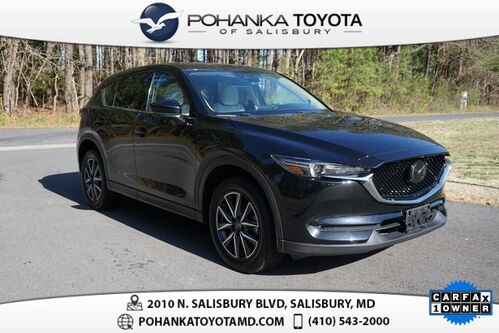 2018_Mazda_CX-5_Grand Touring_ Salisbury MD