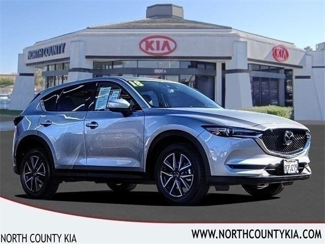 2018 Mazda CX-5 Grand Touring San Diego County CA