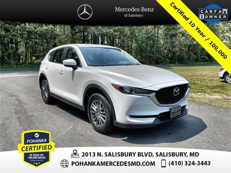 2018_Mazda_CX-5_Sport ** Pohanka Certified 10 year / 100,000 **_ Salisbury MD