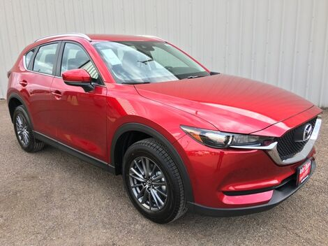 2018_Mazda_CX-5_Sport_ Edinburg TX