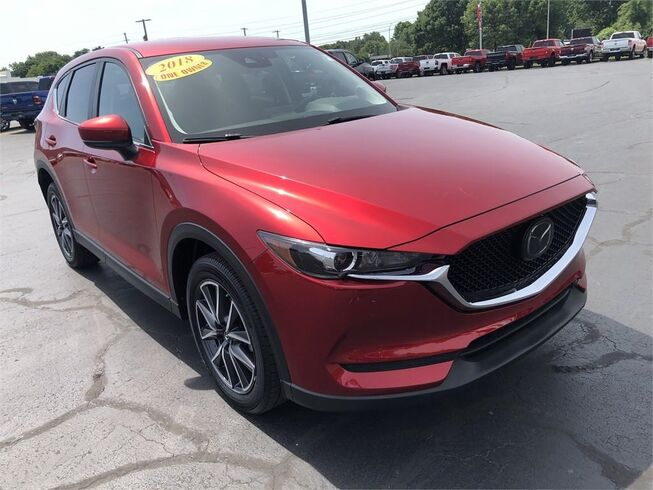 2018 Mazda CX-5 TOURING AWD Evansville IN