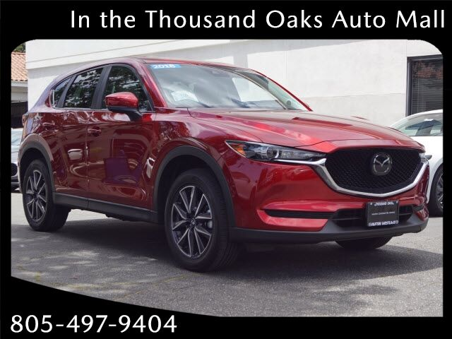 2018 Mazda CX-5 TOURING Thousand Oaks CA