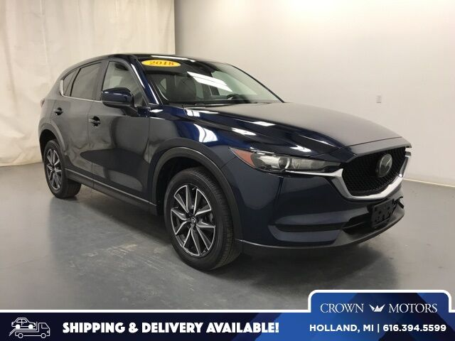 2018 Mazda CX-5 Touring Holland MI