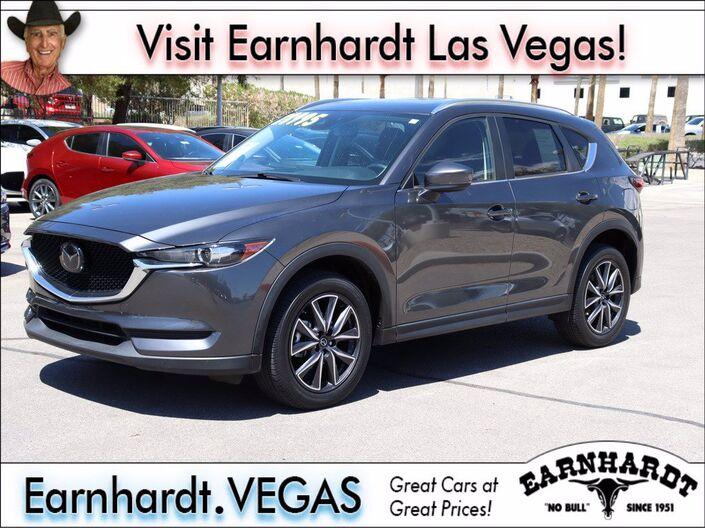 2018 Mazda CX-5 Touring Las Vegas NV