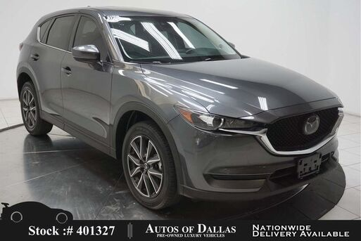 2018_Mazda_CX-5_Touring NAV,CAM,SUNROOF,HTD STS,KEY-GO,19IN WHLS_ Plano TX