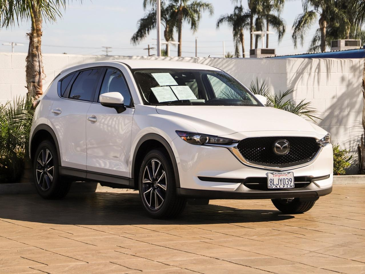 2018 Mazda CX-5 Touring North Hills CA