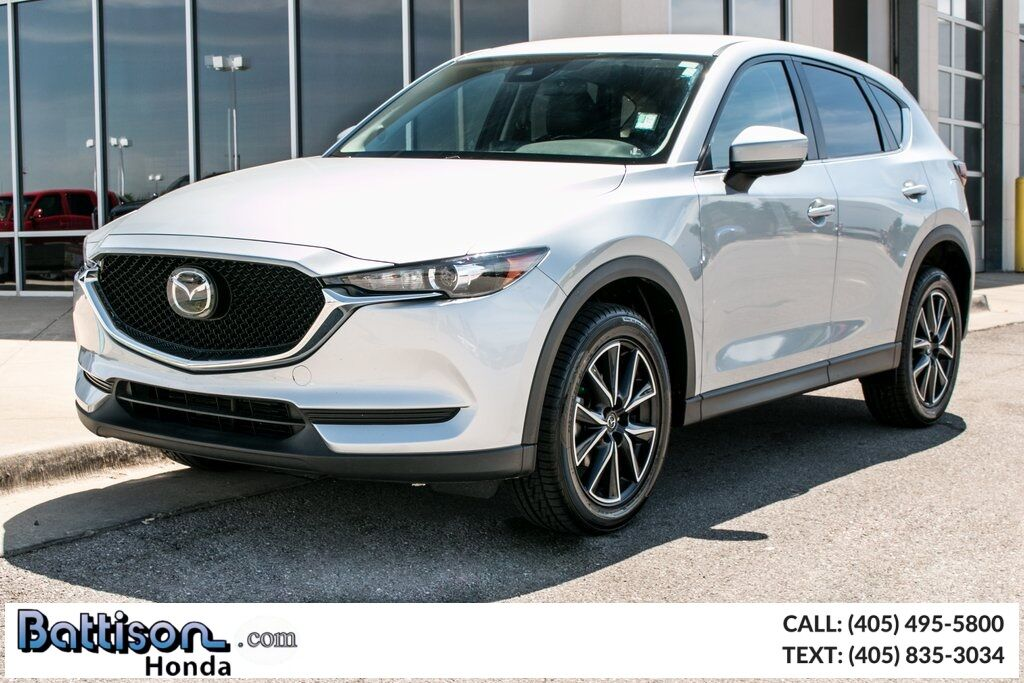2018_Mazda_CX-5_Touring_ Oklahoma City OK