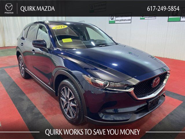 2018 Mazda CX-5 Touring Plremium Package Quincy MA