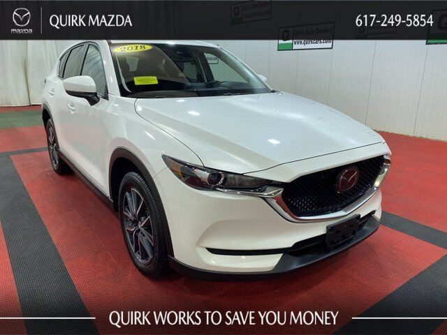 2018 Mazda CX-5 Touring Premium Package Quincy MA