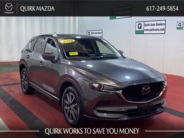 2018 Mazda CX-5 Touring Quincy MA