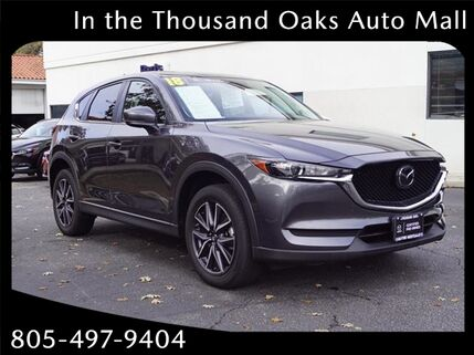 2018_Mazda_CX-5_Touring_ Thousand Oaks CA