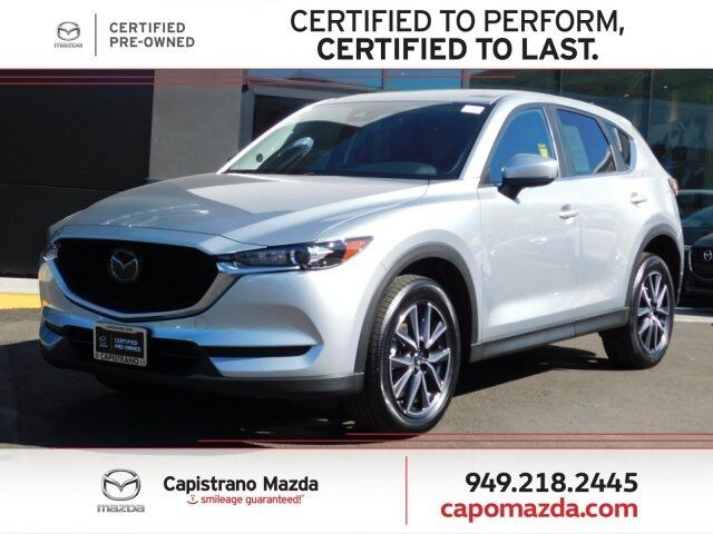 2018 Mazda CX-5 Touring w/Preferred Package San Juan Capistrano CA