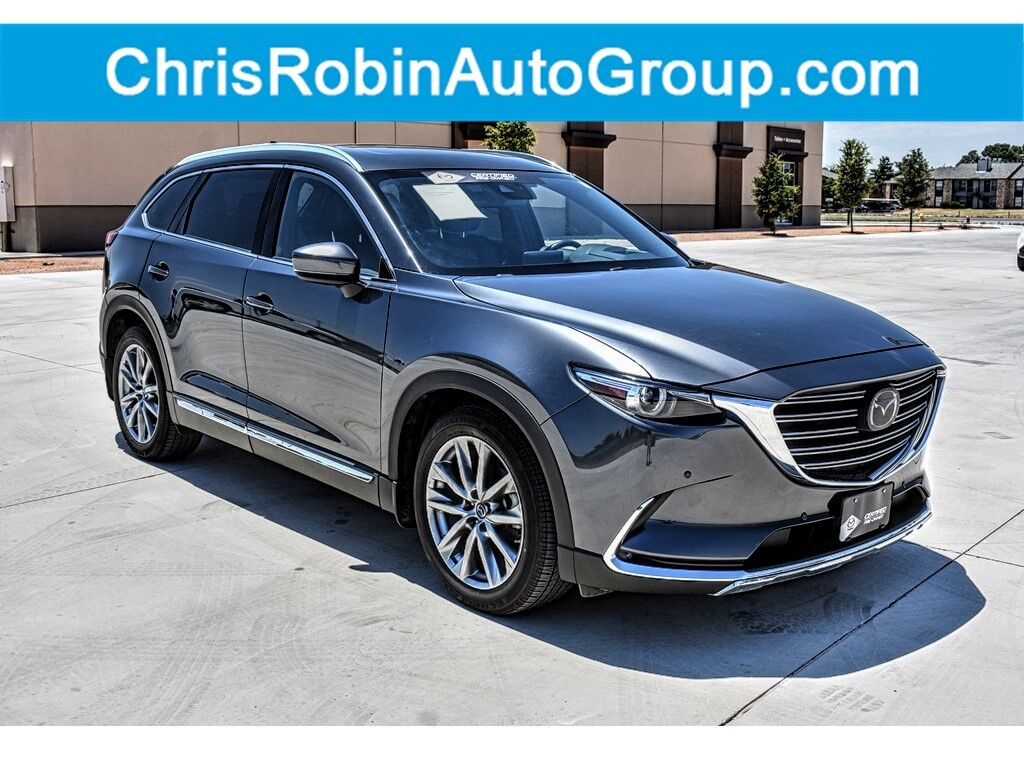 2018 Mazda CX-9 GRAND TOURING FWD Midland TX