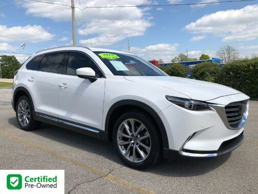 2018_Mazda_CX-9_Grand Touring AWD_ Frankfort KY