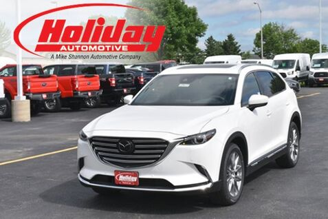 2018_Mazda_CX-9_Grand Touring_ Fond du Lac WI