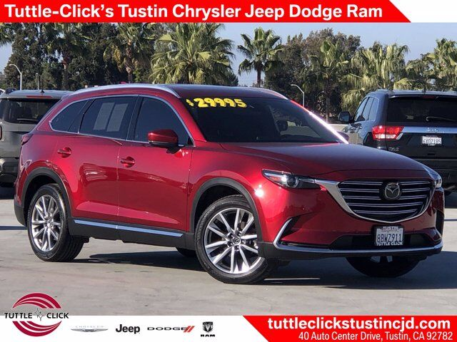 2018 Mazda CX-9 Grand Touring Tustin CA
