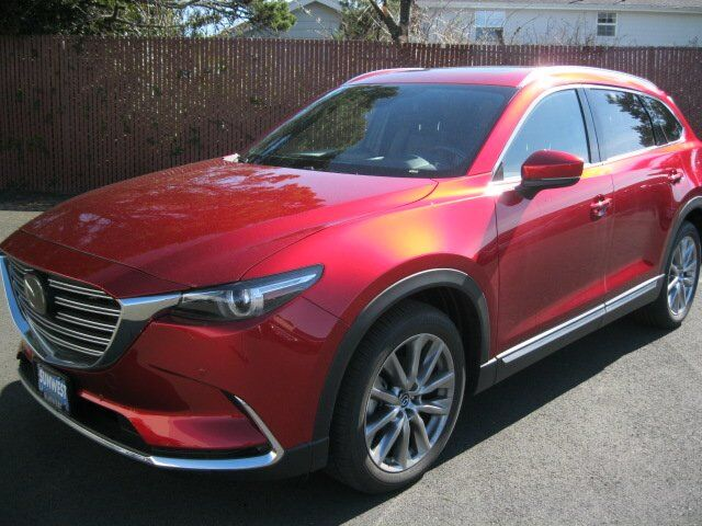 2018 Mazda CX-9 Grand Touring Newport OR