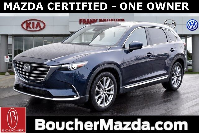 2018 Mazda CX-9 Grand Touring Racine WI