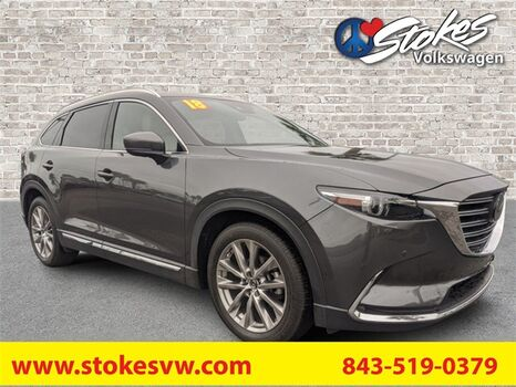 2018_Mazda_CX-9_Grand Touring_ Aiken SC