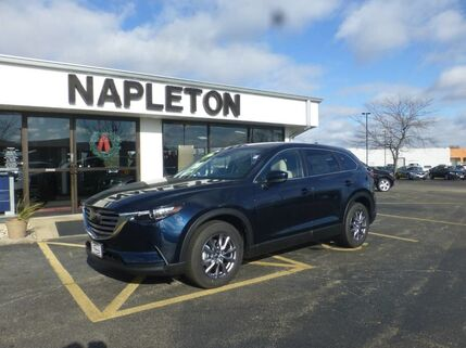 2018_Mazda_CX-9_Sport_ Bourbonnais IL