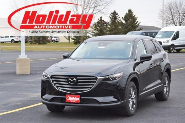 vehicle details 2018 mazda cx 9 at holiday automotive fond du lac holiday automotive. Black Bedroom Furniture Sets. Home Design Ideas