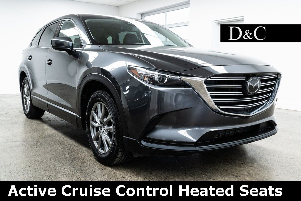 2018 Mazda CX-9 Touring Active Cruise Control Heated Seats Portland OR