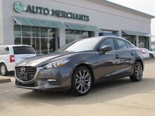 2018_Mazda_MAZDA3_s Touring AT 4-Door LEATHER, BACKUP CAMERA, BILND SPOT MONITOR, PUSH BUTTON START, FRONT HEATED STS_ Plano TX
