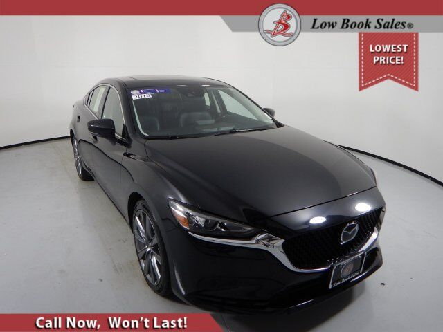 2018 Mazda MAZDA6 Touring Salt Lake City UT