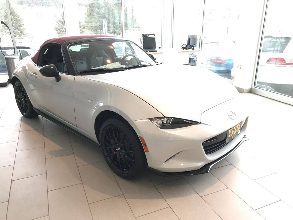 2018 Mazda MX-5 Miata Club Barre VT