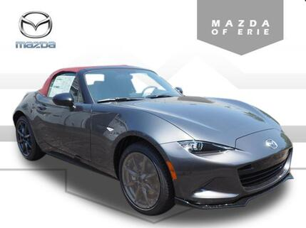 2018_Mazda_MX-5 Miata_Club_ Erie PA
