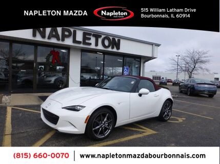 2018_Mazda_MX-5 Miata_Grand Touring_ Bourbonnais IL
