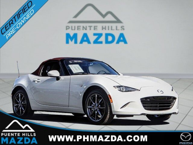 2018 Mazda MX-5 Miata Grand Touring City of Industry CA