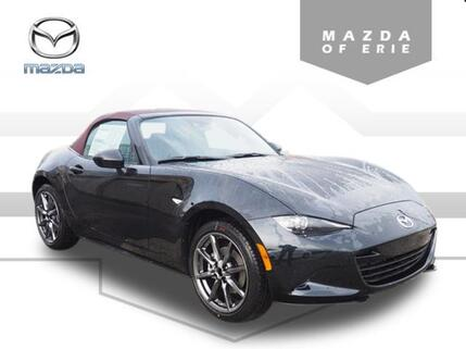 2018_Mazda_MX-5 Miata_Grand Touring_ Erie PA