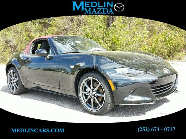 2018 Mazda MX-5 Miata Grand Touring Wilson NC