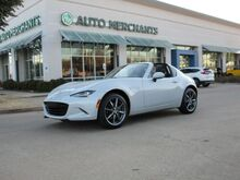 2018_Mazda_MX-5 Miata RF_Grand Touring 6AT LEATHER SEATS, HEATED FRONT SEATS, BLUETOOTH CONNECTIVITY, PUSH BUTTON START_ Plano TX