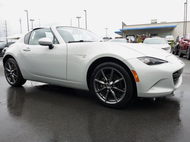 2018 Mazda MX-5 Miata RF Grand Touring Chattanooga TN