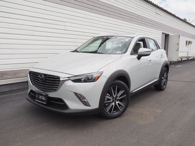2018 Mazda Mazda CX-3 Grand Touring Portsmouth NH