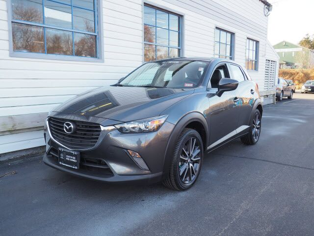 2018 Mazda Mazda CX-3 Touring w/Preferred Pkg Portsmouth NH