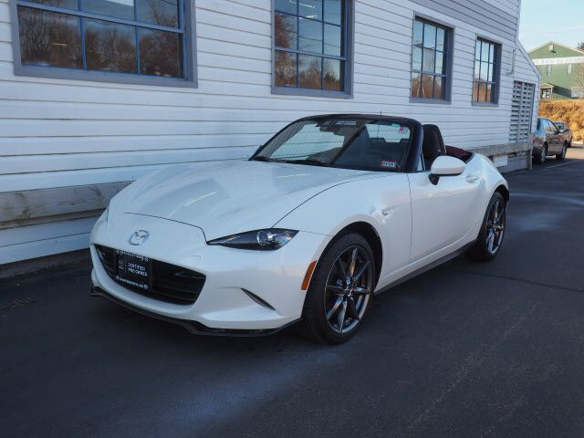 2018 Mazda Mazda MX-5 Miata Grand Touring Portsmouth NH