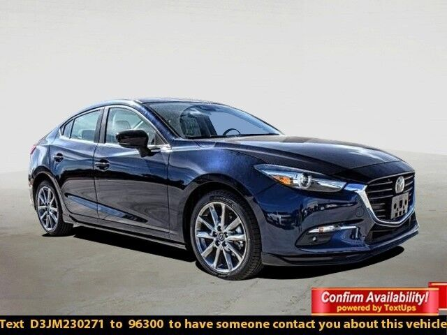 2018 Mazda Mazda3 4-Door GRAND TOURING AUTO Midland TX