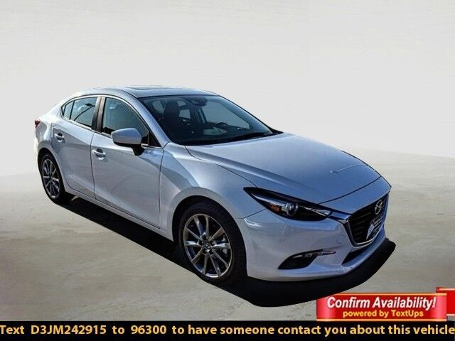 2018 Mazda Mazda3 4-Door GRAND TOURING AUTO Odessa TX