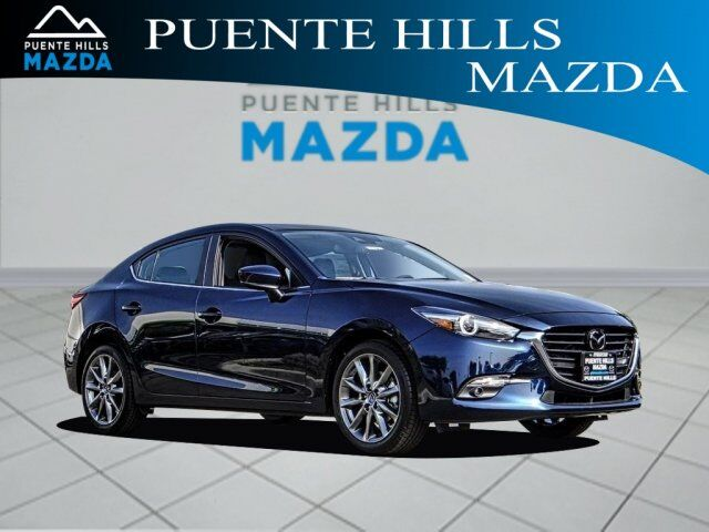 2018 Mazda Mazda3 4-Door Grand Touring City of Industry CA