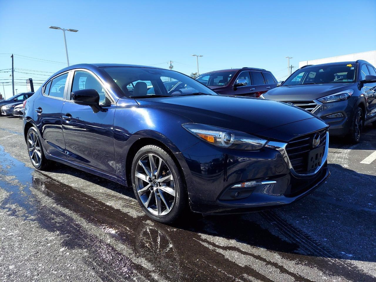 2018 Mazda Mazda3 4-Door Grand Touring Conshohocken PA
