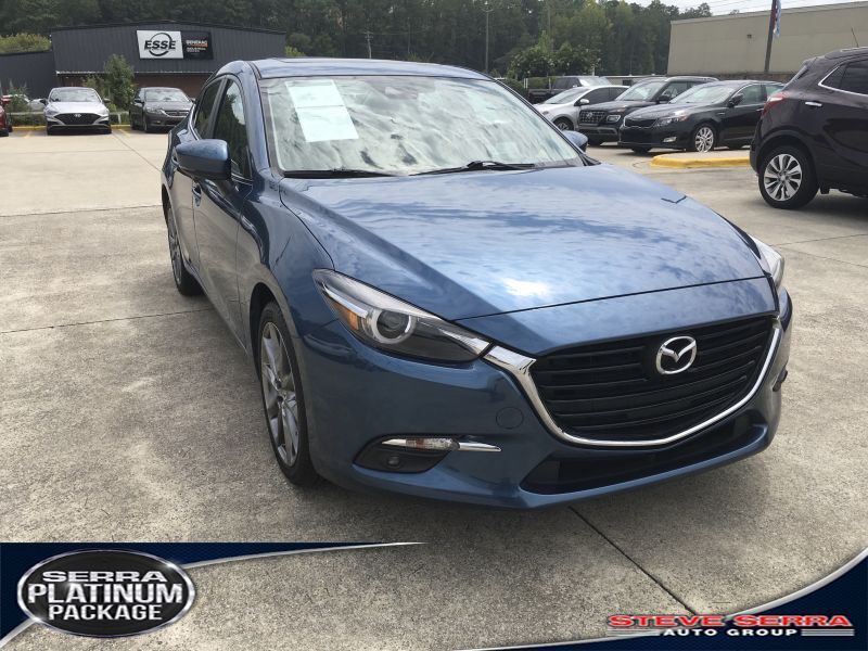 2018 Mazda Mazda3 4-Door Grand Touring  Trussville AL