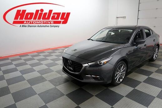2018 Mazda Mazda3 4-Door Grand Touring Fond du Lac WI