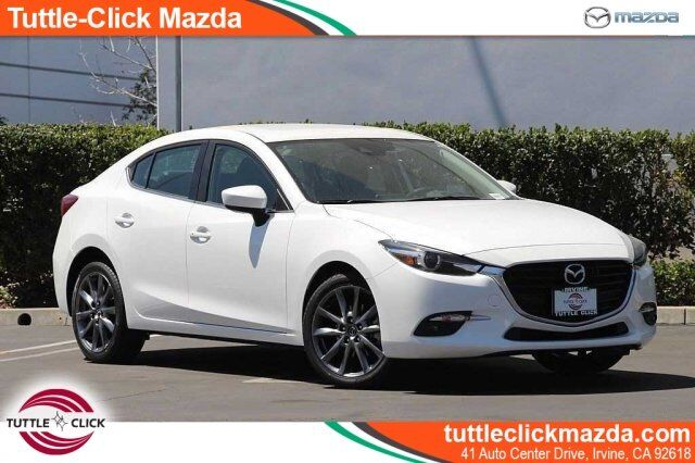 2018 Mazda Mazda3 4-Door Grand Touring Irvine CA