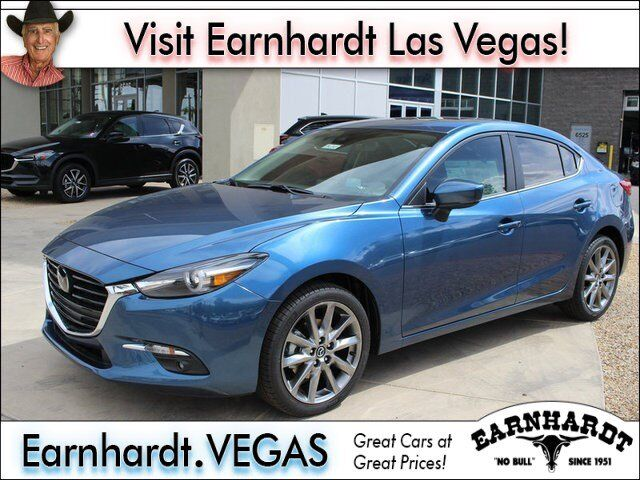 2018 Mazda Mazda3 4-Door Grand Touring Las Vegas NV