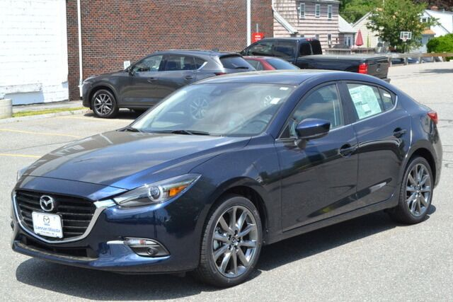 2018 Mazda Mazda3 4-Door Grand Touring Lowell MA